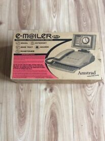 Original Amstrad Emailer Plus