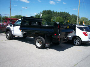 2016 Ford F-550 XL 6.7 DIESEL DEL DUMP BOX LIKE NEW