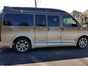 2016 GMC Savana 2500 Explorer Conversion Van