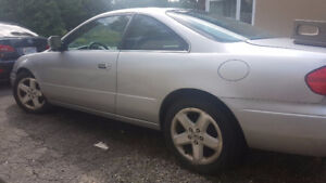2001 Acura CL 3.2L Type S Coupe  $2000 OBO