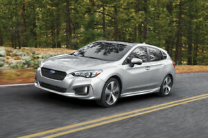 2014 Subaru Impreza Hatchback or Crosstrek