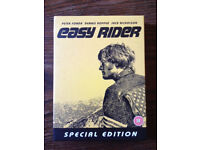 Easy Rider special edition DVD box set, incl BFI book, postcards and Easy Rider Raging Bulls documen
