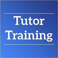 Tutor Training Workshop