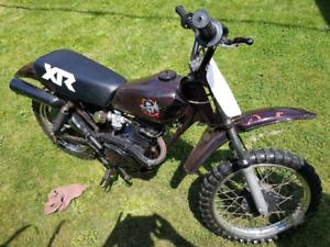 XR 1982 80CC HONDA