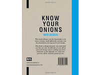 Know your Onions : Web Design by Drew De Soto to give away