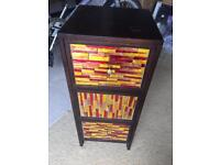 """The Pier"" lovely wooden Chest of drawers"