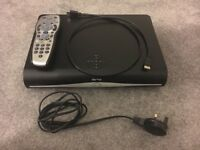 Sky+HD box with lead and HDMI cable