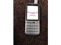 Nokia C3-01 touch and type fully working on o2/giffgaff