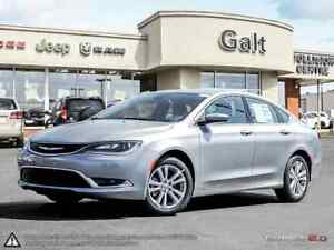 2016 Chrysler 200 LIMITED | X-COMPANY DEMO | ONLY $140 BI-WEEKLY