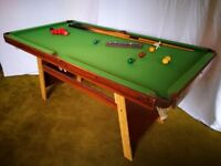 Snooker Table - Junior Size
