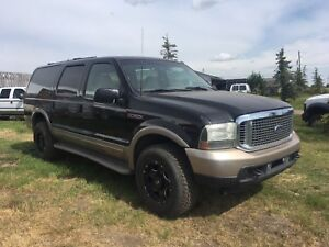 2000 Ford Excursion Limited 7.3 4x4