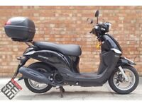 Yamaha delight 115 (15 REG), One owner, Immaculate condition.