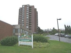 1 BDRM CONDO WITH ALL UTILS INCLUDED! UNDERGROUND PARKING!