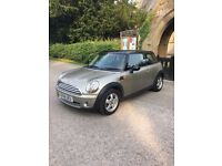 Mini Cooper 2008 full service history, low miles, great condition.