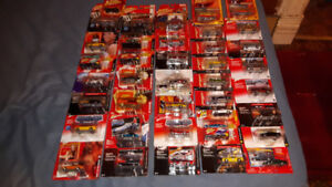 Lots of Johnny Lightnings and Hot Wheels for sale