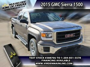2015 GMC Sierra 1500 Base   -  Power Doors -  Cruise Control - $