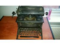 Imperial Type Writter