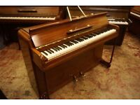 Kemble Minx spinet piano in mahogany - Tuned and UK delivery available