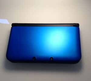 Blue 3DS XL