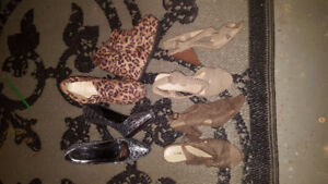 Women's shoes for sale! Take all for $10