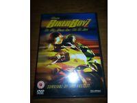 Biker Boyz region 2,4 DVD.