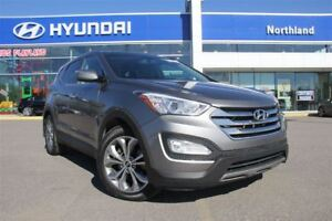 2013 Hyundai Santa Fe Sport 2.0T/Leather/Bluetooth/ECO/Sunroof