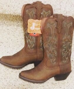 Justin Women Cowboy Boots