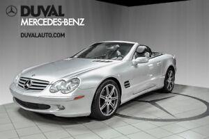 2004 Mercedes-Benz SL-Class 500 + Mags D'origine inclus