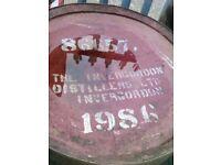 Original Oak Whisky Barrels