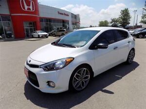 2016 Kia Forte5 1.6L SX... NAVIGATION... ONE OWNER