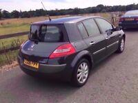 2006 Renault Clio 1,9 litre diesel 5dr automatic SPARES/REPAIRS