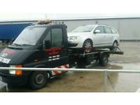 Car recovery and transportation service