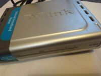 D-Link DI-604 Ethernet Wired Broadband Router