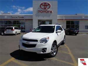 2013 Chevrolet Equinox LT AWD ONE OWNER CLEAN CARPROOF