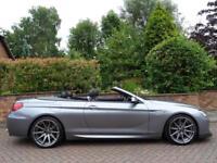 2011 61 BMW 640d 3.0TD auto d M Sport Convertible..HAMANN CONVERSION..STUNNING!!