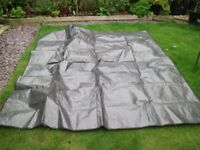 Outwell oregan 4 ground sheet