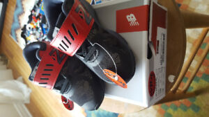 New balance kids size 10 running shoe