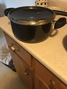 Pots and pans and other kitchen items