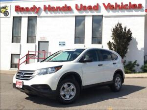 2013 Honda CR-V LX  |  1.99% Financing