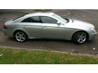 STUNNING MERCEDES CLS 350 7G TRONIC, AUTOMATIC, 300BHP, FULLY LOADED,DRIVES LIKE A DREAM,PX WLCM