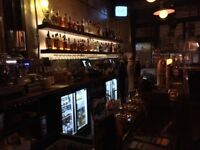 Experienced Assistant Manager & Part-Time Bar Staff