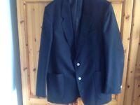 Black mens jacket/blazer