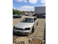 AWD AUTOMATIC SUBARU LEGACY 2.5 Silver nice project car! PX WELCOME