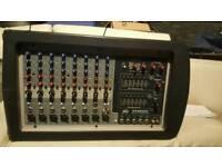 Peavey Powered Mixer and Passive Speakers
