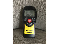 STANLEY INTELLI MEASURE 12M DISTANCE MEASURER BRAND NEW- NEVER USED
