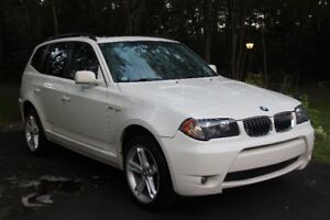 2005 BMW X3 3.0i SUV 6-speed manual