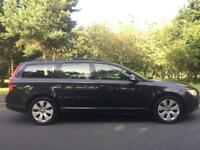 2009 VOLVO D5 V70 GEARTRONIC 2.4 DIESEL ESTATE *FSH* X2 KEYS GREAT FAMLIY CAR