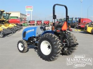 2017 NH WORKMASTER 35 Tractor - PTO, 3pt. Hitch, 6 Yr Warranty
