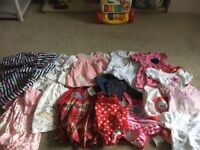 Girls Clothes 0-6 Months. Some BNWT.