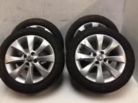 Vauxhall Corsa Active 16 inch Alloy Wheels 2015 Plate